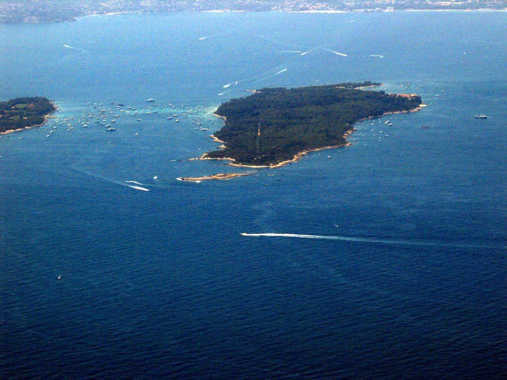 Cap Horizon location bateau cap camarat saint laurent du var iles de lerins